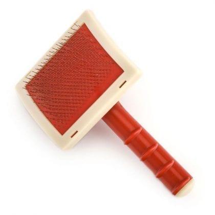 Sheepskin Rug Slicker Brush For Brushing and Sheepskin Rug Care-0