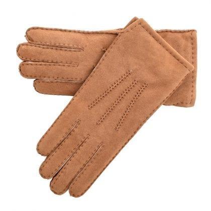 Ladies Luxurious High Quality Genuine Sheepskin Gloves