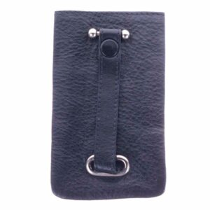 Genuine Leather Bell - Pull Tab Key Case