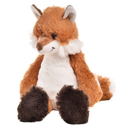 Jomanda Super Soft Foxy Dave Soft Toy - 20cm