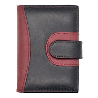 Arnicus Two Tone Genuine Soft Leather Card Holder