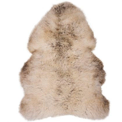 British Premium Quality Light Shade Rarebreed Sheepskin Rug-0