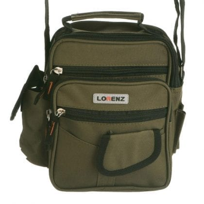 Canvas Multi-Purpose Shoulder - Cross Body Bag