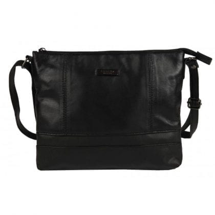 Ladies Soft Genuine Leather Evening Handbag