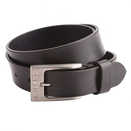 "Full Grain 25mm - 1"" Soft Leather Belt"