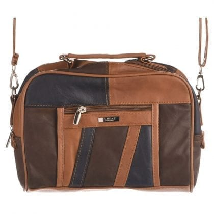Ladies Soft Genuine Leather Cross Body - Shoulder Bag