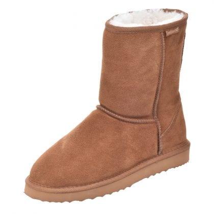Ladies Genuine Australian Sheepskin Short Boots