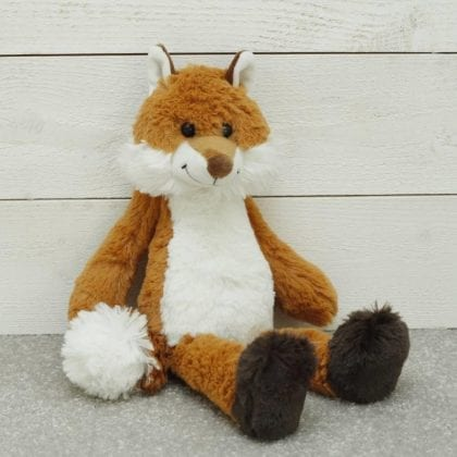 Jomanda Super Soft Foxy Dave Soft Toy - 20cm - Lifestyle