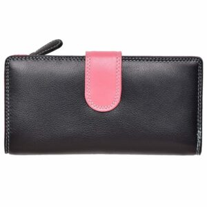 Ladies Premium Super Soft Leather Organiser Purse