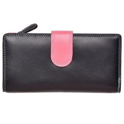 Ladies Premium Super Soft Leather Organiser Purse