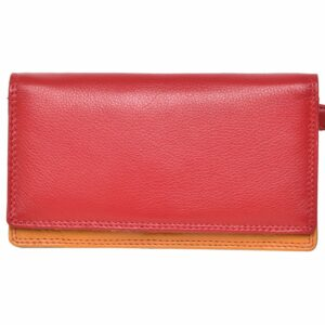 Ladies Premium Super Soft Leather Envelope Purse