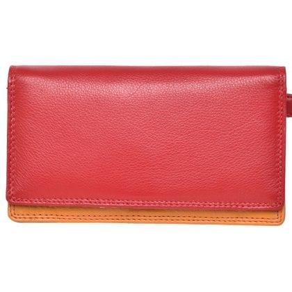 Ladies Premium Super Soft Leather Envelope Purse