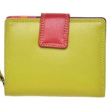 Ladies Premium Super Soft Genuine Leather Flip Out Purse