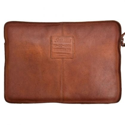 Genuine Vintage Leather Tablet Case