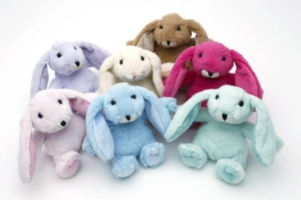 Jomanda Super Soft Small Soft Toy Bunny - Suitable From Birth - Group