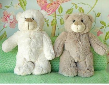 Jomanda Super Soft 18cm Standing Bear - Lifestyle