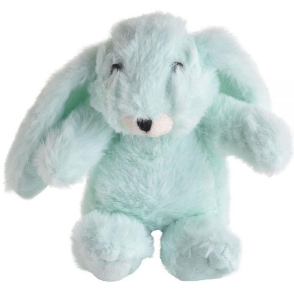 Jomanda Super Soft Small Soft Toy Bunny - Suitable From Birth in Turquoise-0