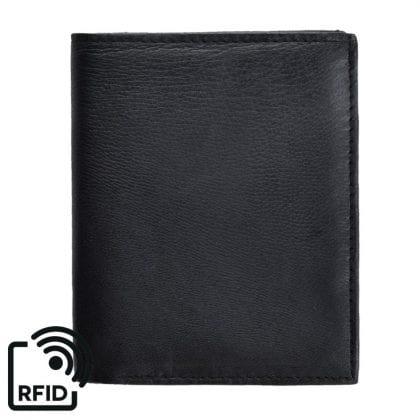 Mens Genuine Leather Card Wallet Holder-0