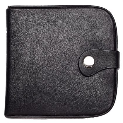 Mens High Quality Genuine Leather Tray - Coin Wallet