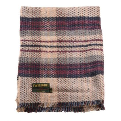 Recycled All Wool Picnic - Travel Rug - Throw
