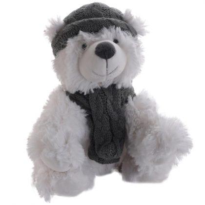 Jomanda Super Soft Winter Polar Bear Soft Toy