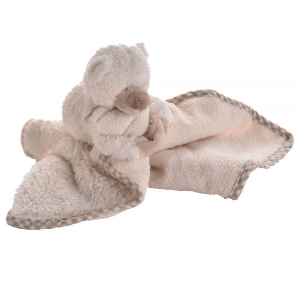 Jomanda Super Soft Toy Soother Blanket - Bear