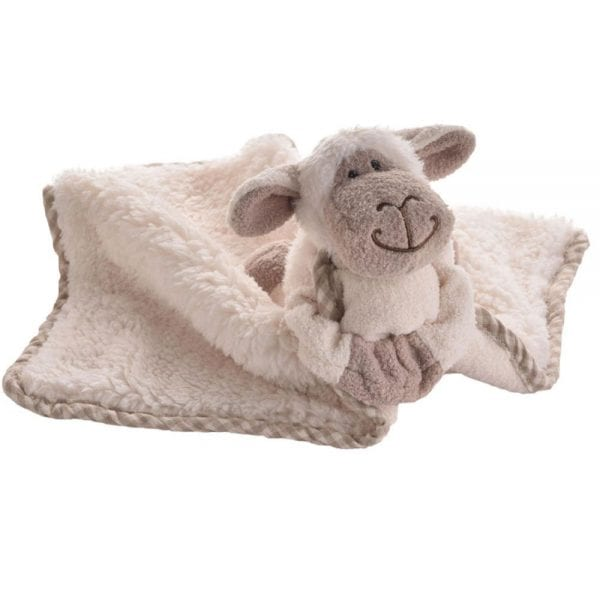 Jomanda Super Soft Toy Soother Blanket - Sheep