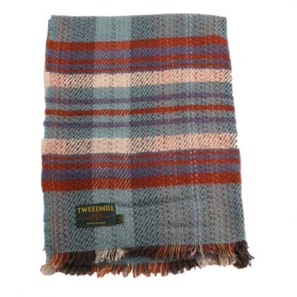 Recycled All Wool Picnic - Travel Rug - Throw Colour 2