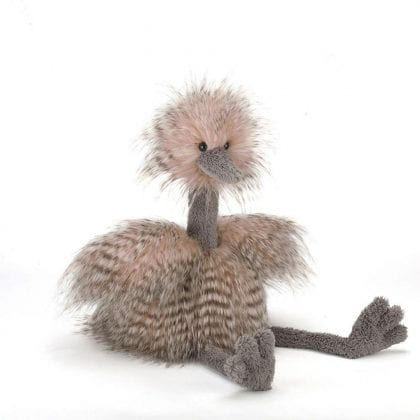 Jellycat Large Odette Ostrich - 49cm - Main