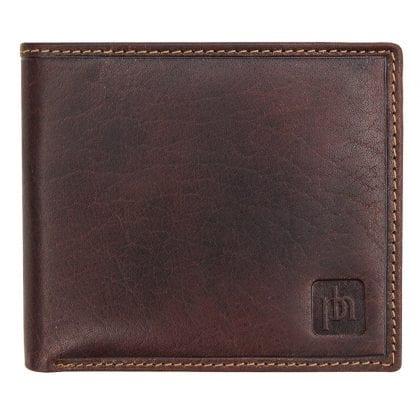 Men's Luxury Bifold Leather Card Holder Wallet