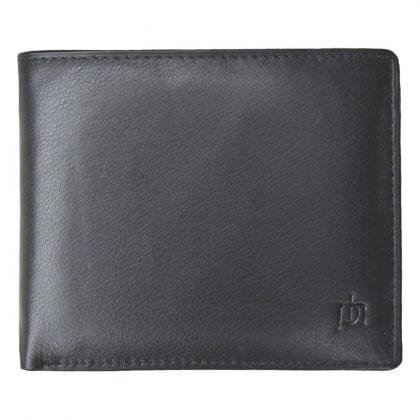 Mens Luxury Nappa Leather Wallet from the Prime Hide Washington Range