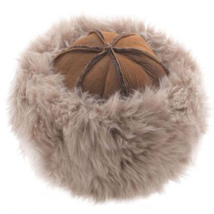 Ladies Super Soft Luxury Sheepskin Hat