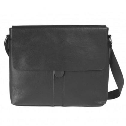 Large Unisex Messenger Laptop Shoulder Bag