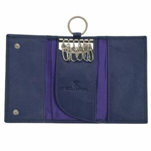 Genuine Soft Leather Key Case