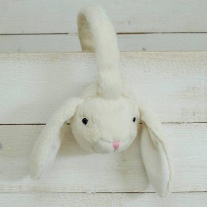 Jomanda Super Soft Cream Bunny Earmuffs 2