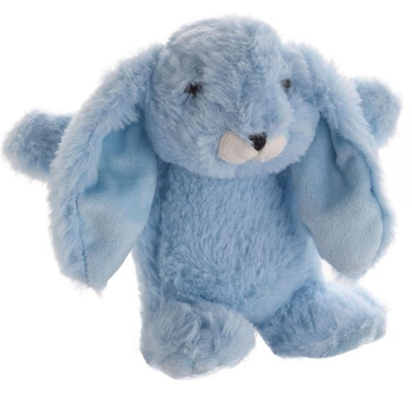 Jomanda Super Soft Small Soft Toy Bunny - Suitable From Birth in Blue-0