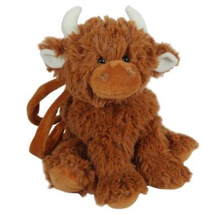 Jomanda Super Soft Highland Cow Bag