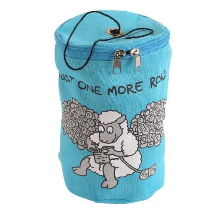 Sheep Design 'One More Row' Yarn Holder-0