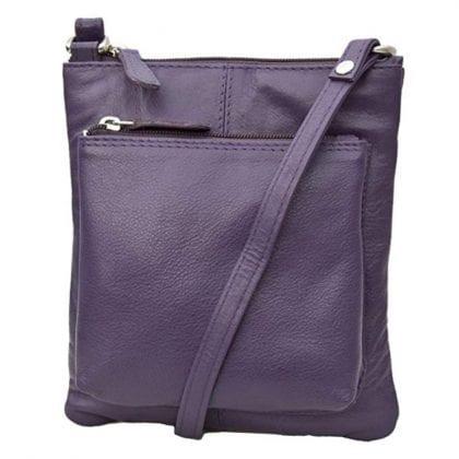 Ladies Small Leather Fashion Crossbody Bag