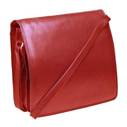 Ladies Luxury Leather Organiser Handbag