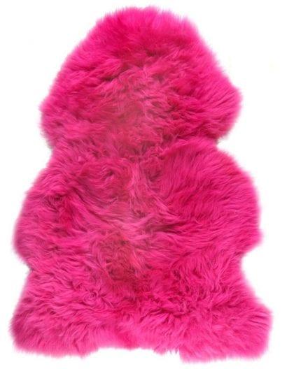 Genuine British Sheepskin Fuschia Pink Starter / Gift Pack-155031