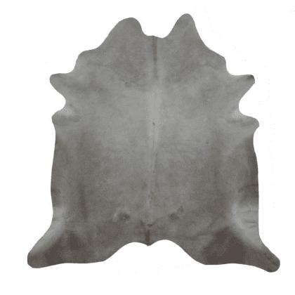 Genuine Grey Natural Cow Hides-0