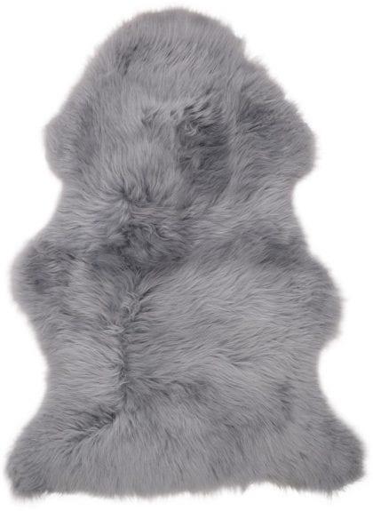 Genuine British Sheepskin Silver Grey Starter / Gift Pack-155035