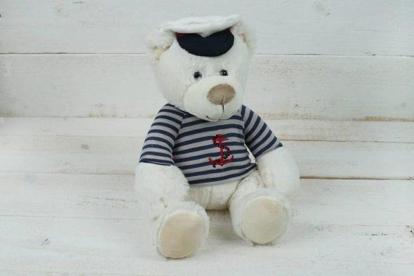Jomanda Super Soft Nautical Bear Soft Toy - Lifestyle