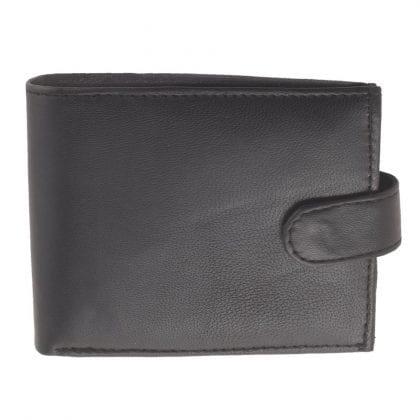 Mens Genuine Leather Organiser Wallet