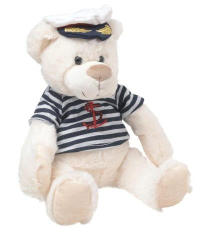 Jomanda Super Soft Nautical Bear Soft Toy