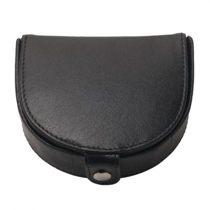 Mens Fully Lined Leather Tray Wallet