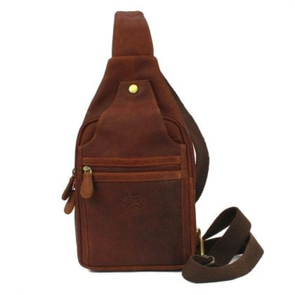 Unisex Adults' Sling Backpack-0