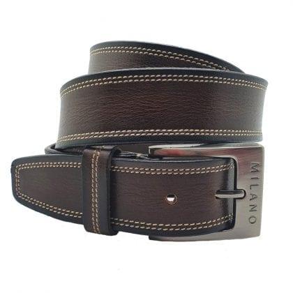 Unisex Adult's Colour Fade Luxury Belt