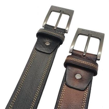 Unisex Adult's Colour Fade Luxury Belt - Pair